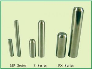 Post, precision ground stainless steel, dia 20mm, length (inches) = 8 - PXD-8